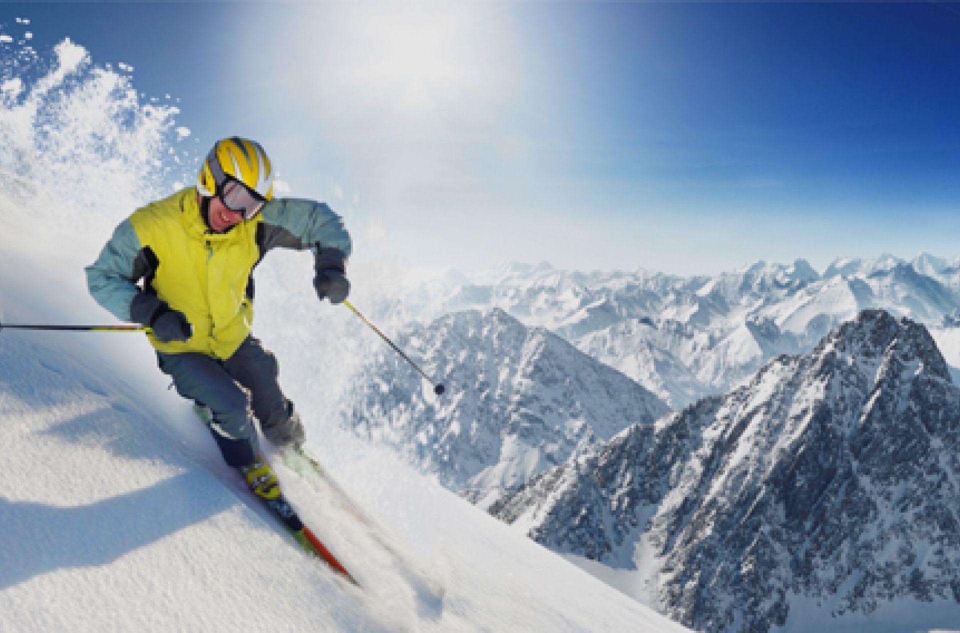 Skiing in Grandvalira